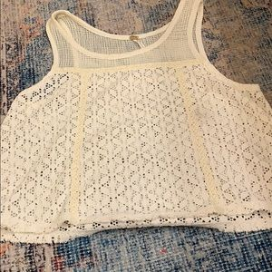 Free People cropped top